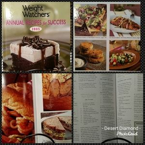 🍽Weight Watchers 2005 Annual Recipes for Success